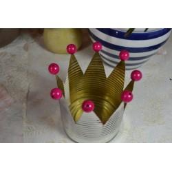 Perles en bois  Lilas  14 mm (sachet 20 pièces)