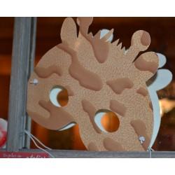 Elastiques blancs pour Masque ou créations DIY  longueur 60 cm (Sachet 5 pièces)