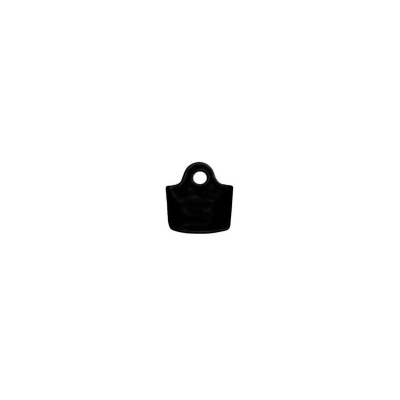 Sac en feutrine Noire 30 CM (vendue à l'unité)