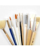 * OUTILS : Pinceaux & Accessoires de Beaux-Arts | Atelier63silenceellecree