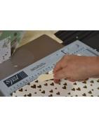 * Planche Pliages & outils Quilling de Papeterie Créative | Atelier63silenceellecree