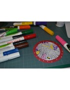 * Tapis de Papeterie Créative | Atelier63silenceellecree
