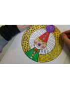* Peinture & Coloriage de Activités Enfants, Ado | Atelier63silenceellecree