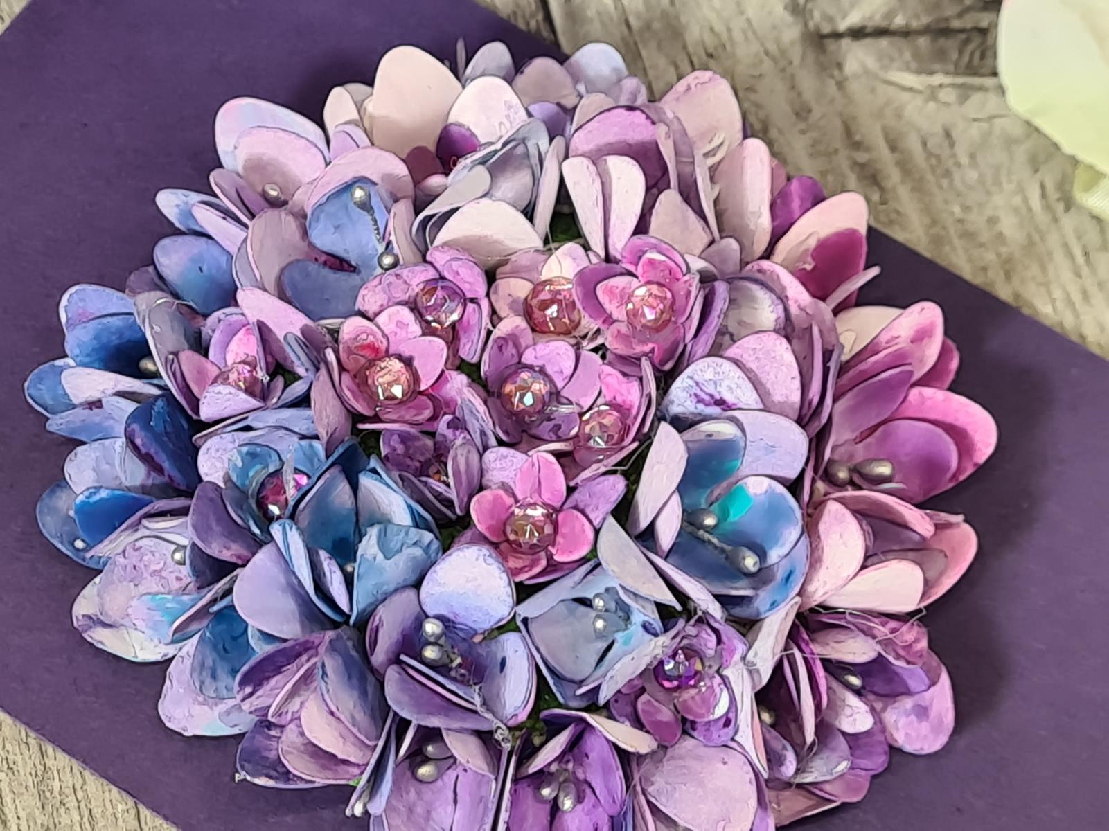 fleur-hortensia-bouton-carte-scrap-deco-papier