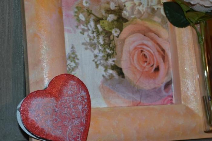 ATELIER TUTO HOME DECO - Art Floral : Un tableau Vase, Roses, TUTORIEL