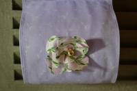 Atelier TUTO Couture Facile : Réaliser une fleur en Tissu, tutoriel