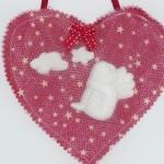 Atelier COUTURE FACILE  : Coeur en tissu & plâtres Odorants , TUTORIEL