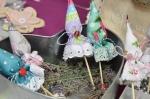 Atelier Couture facile : Confectionner de petits parapluies pour la lavande, tutoriel