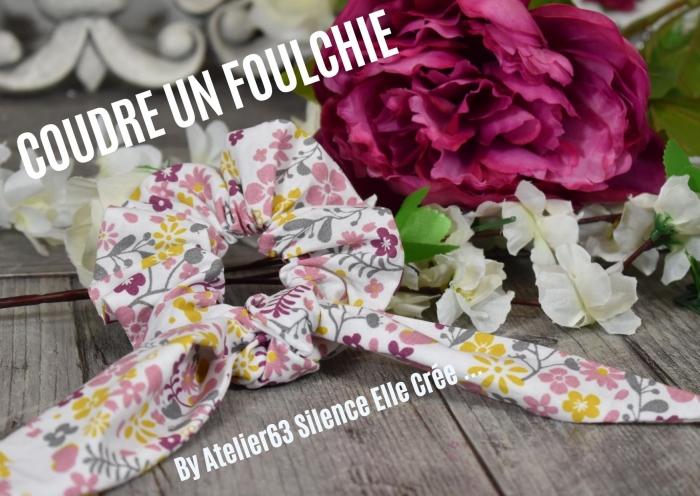 Atelier COUTURE FACILE : coudre un FOULCHIE sur la Base du CHOUCHOU, TUTORIEL
