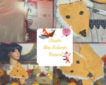 Atelier COUTURE FACILE : coudre une écharpe RENARD, TUTORIEL