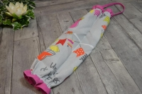Atelier COUTURE FACILE  : Détourner un joli torchon en un SAC Rangement pour la Cuisine ou sac à sacs ,  VIDEO