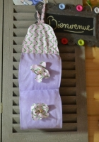 Atelier TUTO Couture Facile : Rangement Réserve Papier Toilette, tutoriel