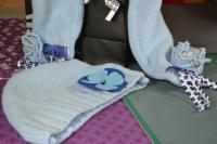 Atelier Couture Facile RECUP : Réaliser une écharpe et un bonnet dans un vieux pull, vidéo