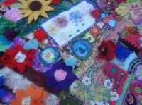 Atelier COUTURE FACILE - ART TEXTILE  : Fabriquer un Jardin Fleuri, Soutien et Solidarité, TUTORIEL