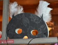 ATELIER ENFANTS : Créer des Masques pour le CARNAVAL, VIDEO
