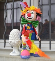 ATELIER BRICOLAGE/HOME DECO : POUPEES FOFUCHAS : Fabriquer un CLOWN FOFUCHA, VIDEO