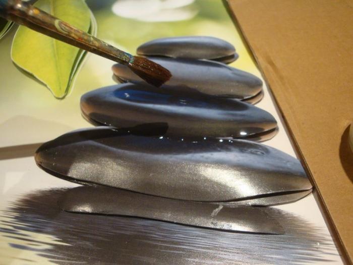 Atelier HOME DECO : Tableau 3D  Mettre du Relief, TUTORIEL