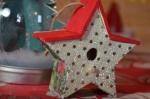 ATELIER HOME DECO/CUSTOMISATION : Etoile  pour le Sapin ou Nichoir pour les Oiseaux , TUTORIEL