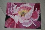 Atelier Peinture facile : Pas à pas pour peindre une pivoine à l'acrylique, vidéo