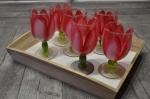Atelier Peinture facile : Peinture sur verre, Verres Tulipe, Tutoriel