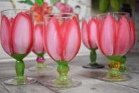 Atelier Peinture facile : Peinture sur verre, Verres Tulipe, Tutoriel, Vidéo