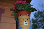 ATELIER ENFANT - RECYCLAGE : Suspension pour plantes en Tête d'Ours, TUTORIEL