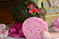 ATELIER TUTO RECUP : Fabriquer un mini Vase Soliflore à base de carton de Récup, TUTORIEL