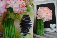 Bambou et Fleurs, Ambiance Zen, vidéo