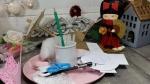 BLOC NOTES FICHE PRODUITS :  REALISER des FOFUCHAS KOKESHIS en mousse, TUTORIEL