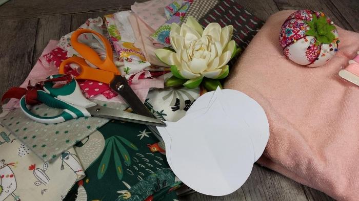 BLOC NOTES  FICHES PRODUITS : Coudre des lingettes lavables multi-usages , TUTORIEL