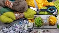 BLOC NOTES : FICHES PRODUITS pour KIT HERISSON POMPON , TUTORIEL