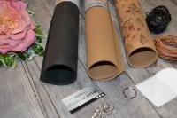BLOC NOTES : FICHES PRODUITS pour réalisation ETUI à CLES en PAPIER IMITATION CUIR , Couture facile TUTO