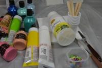 BLOC NOTES : FICHES PRODUITS pour TECHNIQUE DU POURING TECHNIQUE DE COULAGE, Peinture FACILE abstraite, TUTO