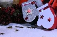 Boîtes express petites déco-cadeaux pour table de Fête, vidéo