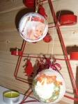 ATELIER de NOEL - FESTIF :  Les Boules Transparentes ou Boules originales, TUTORIEL