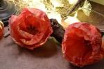Comment faire des fleurs en papier, vidéo