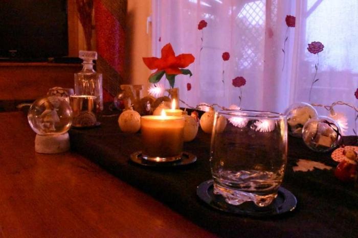 ATELIER de NOEL - FESTIF : Confectionner un CHEMIN de TABLE pour NOEL en FEUTRINE, VIDEO