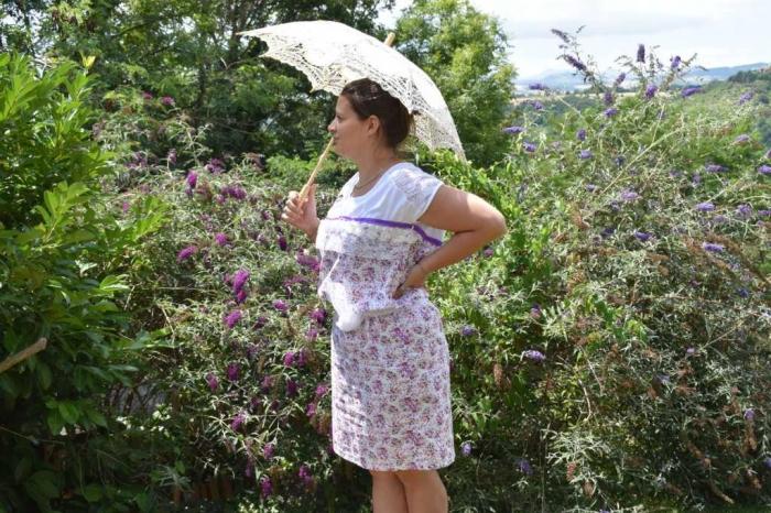Atelier Couture Facile : Coudre la Robe Tee-Shirt Sylvie, tutoriel