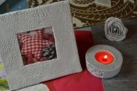 ATELIER HOME DECO - MODELAGE : CADRE DECO pour la Maison en pâte séchant à l'air, TUTORIEL