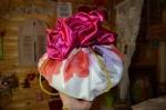 Des coussins Fleurs, Parfumés au senteur du Jardin & Fleurs séchées ! Etape 1 vidéo