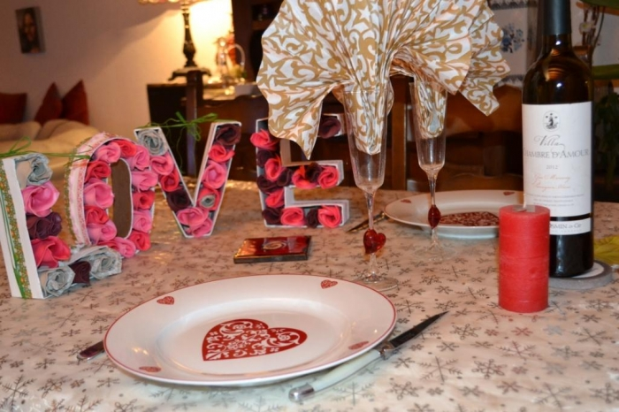 DIY Cadeau,  Surprise pour la St Valentin !