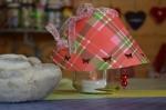 ATELIER SCRAP DECO - LUMINAIRES : Fabriquer de petits luminaires  ABAT JOUR PAPIER, VIDEO