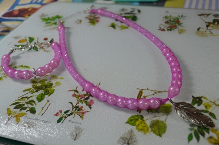 ATELIER BIJOUX : Fabriquer collier & bracelet , VIDEO