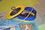 ATELIER BRICOLAGE & ENFANT : Fabriquer une BOITE ORIGINALE en PARACORD, TUTORIEL
