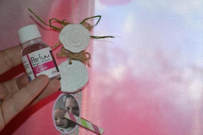 ATELIER MODELAGE : Réaliser des Médaillons sculptés et Parfumés pour un Porte-Photos, VIDEO