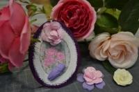 Oeufs de Pâques : Peinture et papier de soie, TUTORIEL