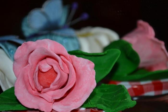 ATELIER MODELAGE  : Fabriquer des fleurs et des papillons, VIDEO