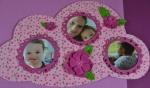 Atelier Home Déco : Réaliser un cadre photos Nuage pour chambre d'enfant, Vidéo