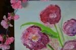 Atelier HOME DECO  : Réaliser un tableau avec l'Art Déco Durcisseur Textile et jouer avec le MIXED MEDIA, VIDEO